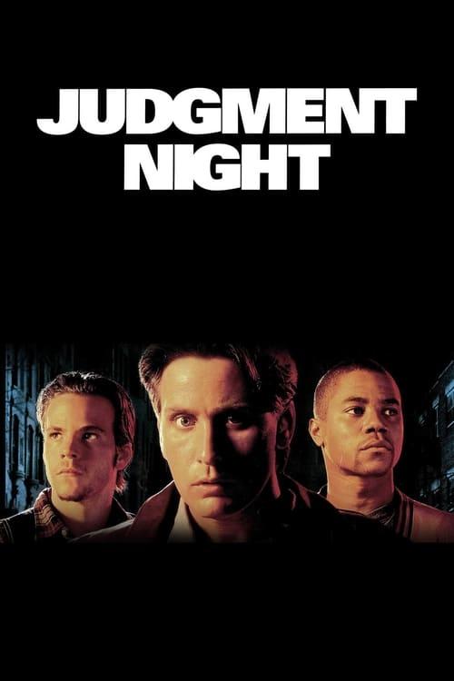 Judgment Night (1993) Poster