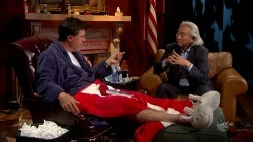 The Colbert Report 2010 Blueray: Season 6 – Episode Paul Krugman, Dr. Michio Kaku