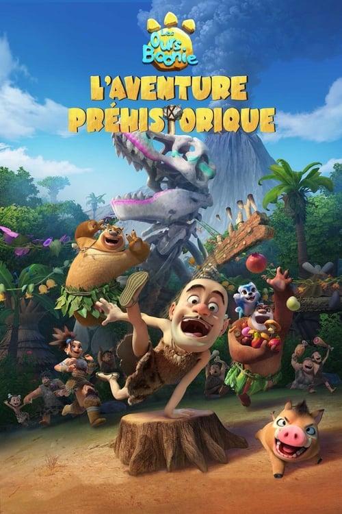 Les Ours Boonie : L'aventure préhistorique (2019)