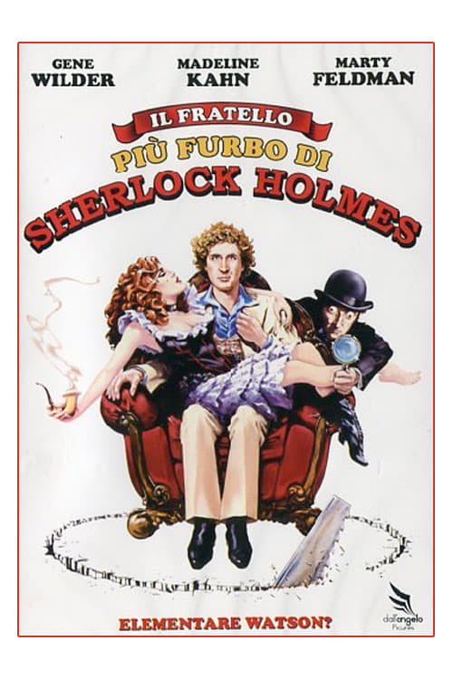 Watch The Adventure of Sherlock Holmes' Smarter Brother (1975) Best Quality Movie