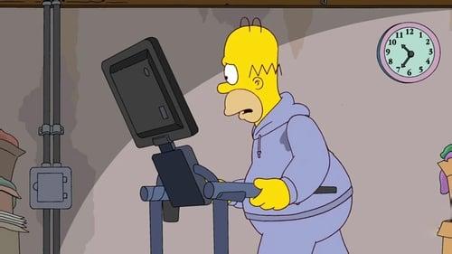 The Simpsons - Season 23 - Episode 18: Beware My Cheating Bart