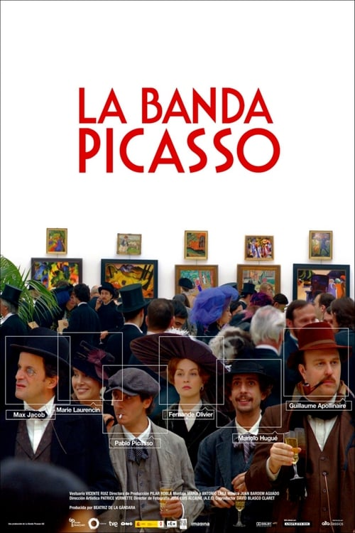Imagen La banda Picasso