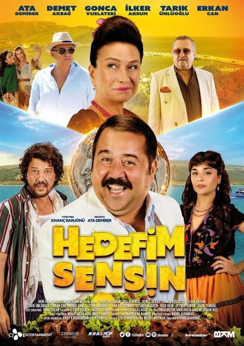 Streaming Hedefim Sensin (2018) Movie Free Online