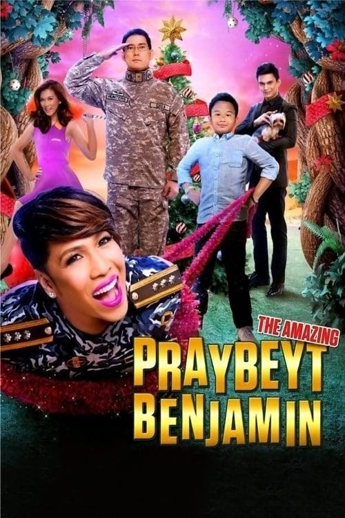 The Amazing Praybeyt Benjamin ( The Amazing Praybeyt Benjamin )