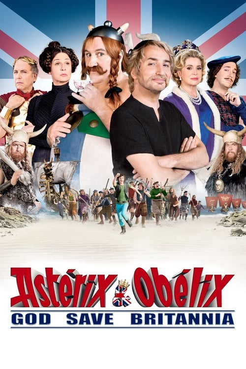 Asterix & Obelix: God Save Britannia (2012)
