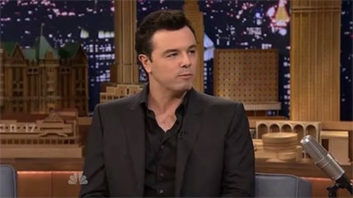 The Tonight Show Starring Jimmy Fallon: Season 1 – Episode Seth MacFarlane, Thandie Newton, Rascal Flatts