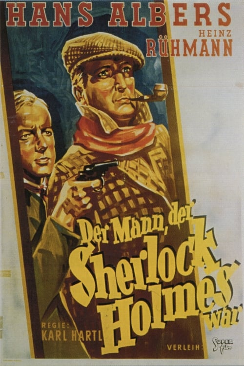 Assistir Der Mann, der Sherlock Holmes war Com Legendas Em Português