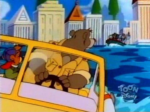 Talespin 1991 Bluray 1080p: Season 1 – Episode Time Waits for No Bear