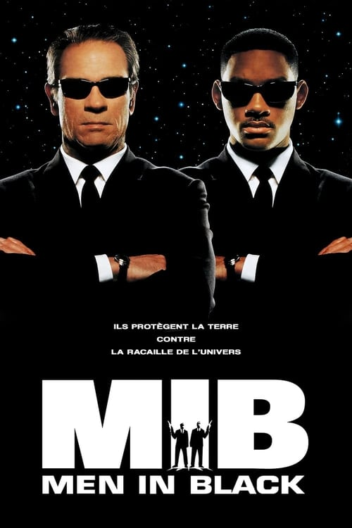 [HD] Men in Black (1997) streaming vf