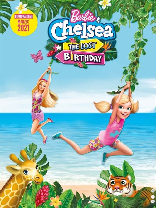 Image Barbie & Chelsea the Lost Birthday 2021