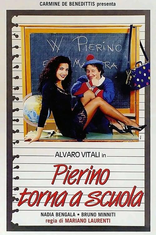 Pierino torna a scuola (1990)