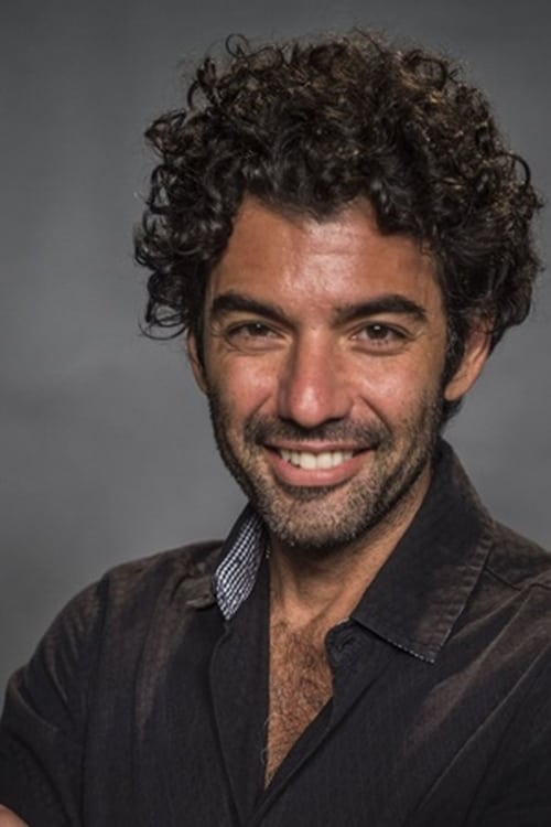 Kép: Gustavo Machado színész profilképe