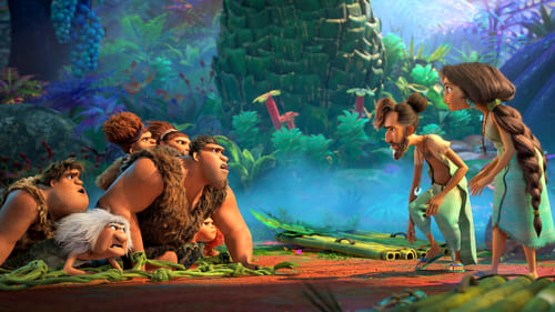 The Croods: A New Age Movie Watch