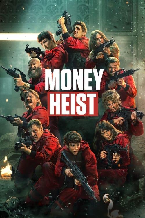 Subtitles Money Heist (2017) in English Free Download | 720p BrRip x264