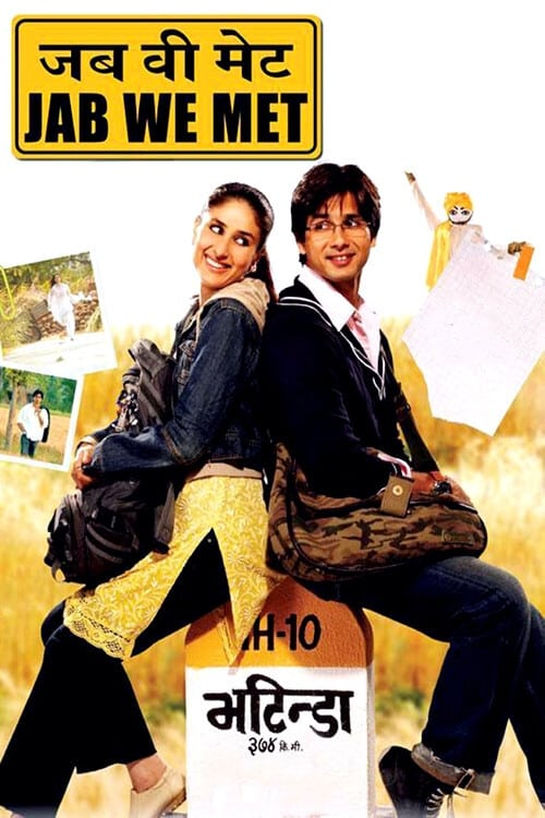 Largescale poster for Jab We Met
