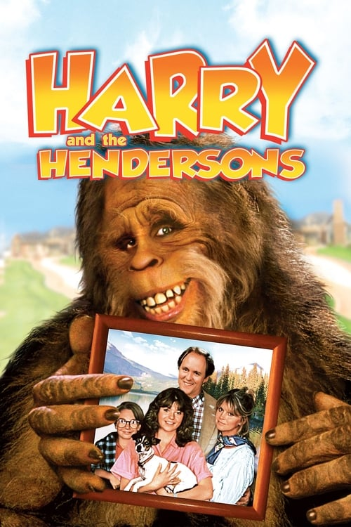 Watch Harry and the Hendersons (1987) Full Movie