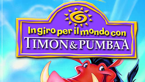 Around the World With Timon and Pumbaa