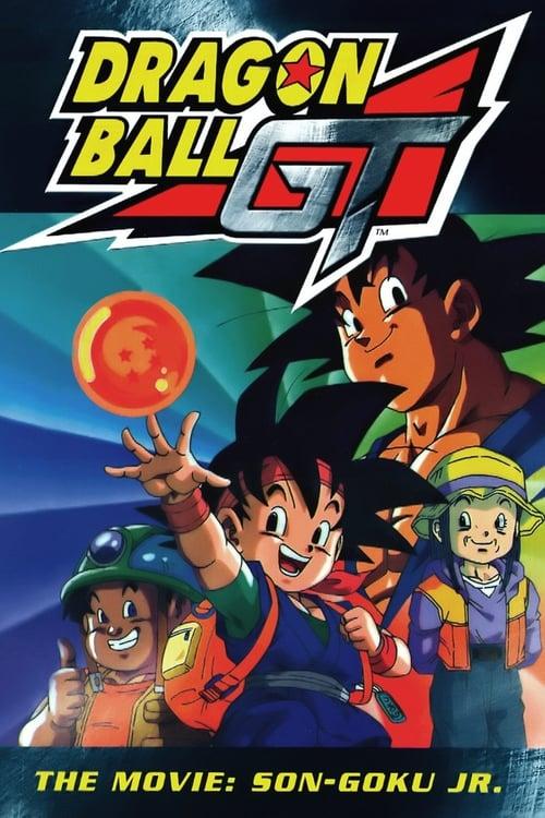 Dragonball GT: The Movie - Son-Goku Jr. - Animation / 2003 / ab 0 Jahre
