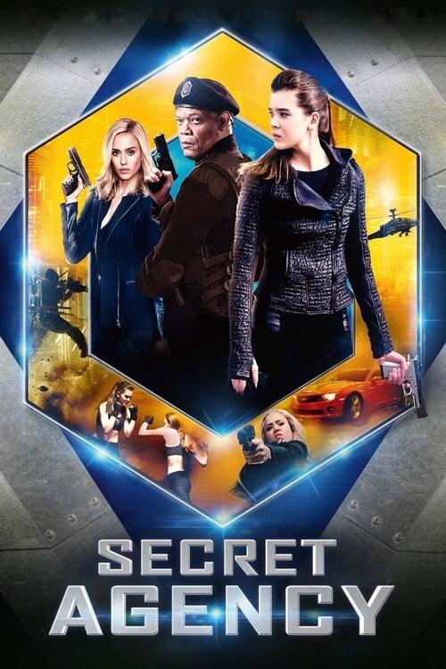 [FR] Secret Agency (2015) streaming Disney+ HD