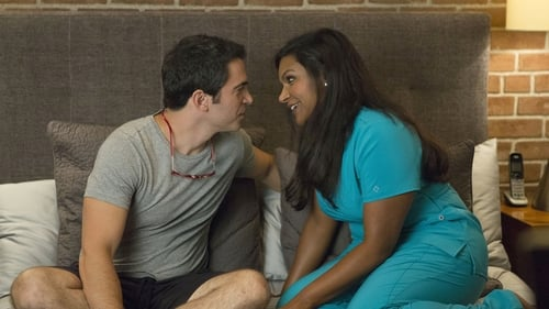 The Mindy Project 2014 Blueray: Season 3 – Episode We're a Couple Now, Haters!
