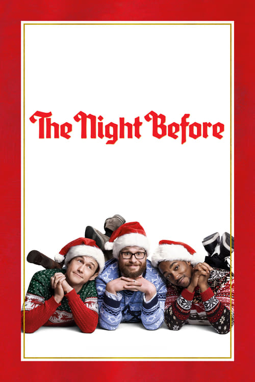 The Night Before - Poster