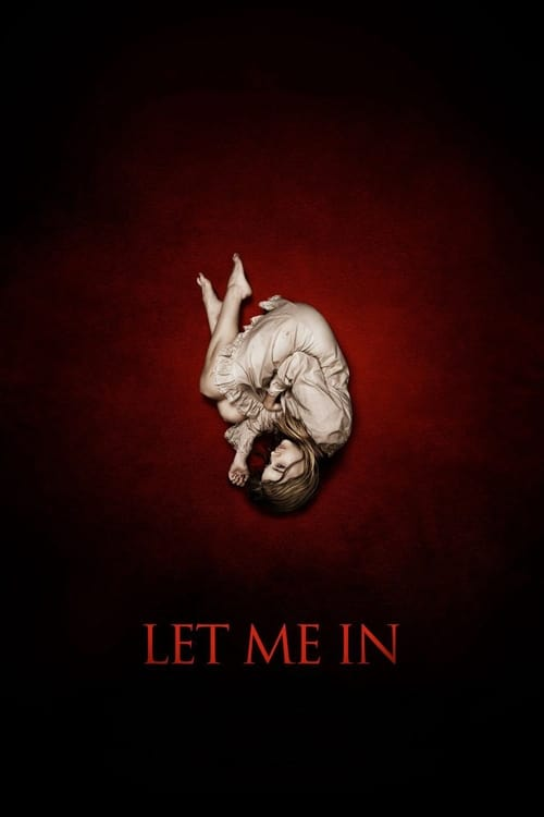 Poster for the movie, 'Let Me In'