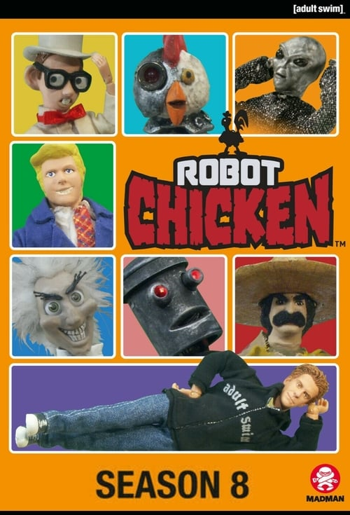 Robot Chicken: Season 8
