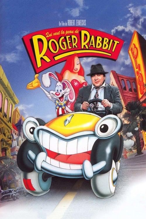 Visualiser Qui veut la peau de Roger Rabbit ? (1988) streaming Disney+ HD