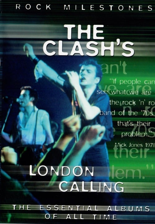 The Clash - The Clash´s London Calling (1970)