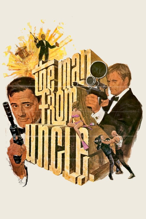 The Man from U.N.C.L.E.-Azwaad Movie Database