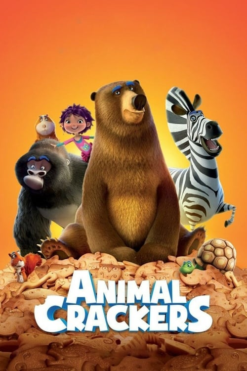 Poster. Animal Crackers (2020)