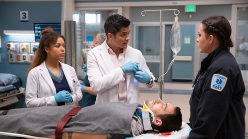 The Good Doctor - Season 2 - Episode 18: Trampoline