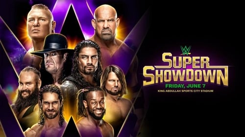 WWE Super Showdown 2019