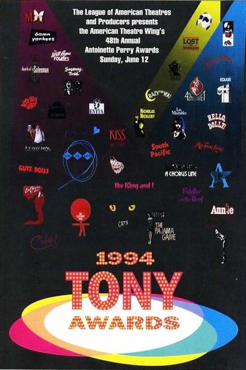 Tony Awards: The 48th Annual Tony Awards