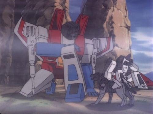 The Transformers: Season 2 – Episod A Decepticon Raider in King Arthur's Court