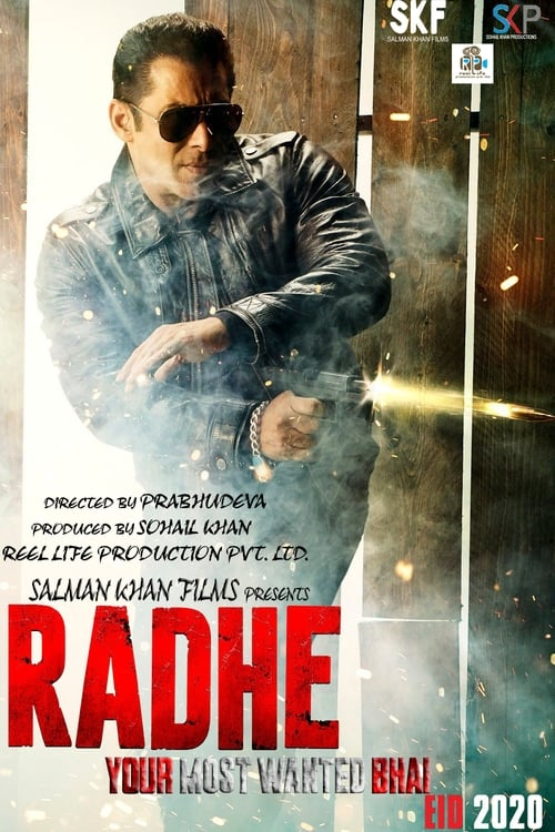 Radhe: Your Most Wanted Bhai pelicula gratis