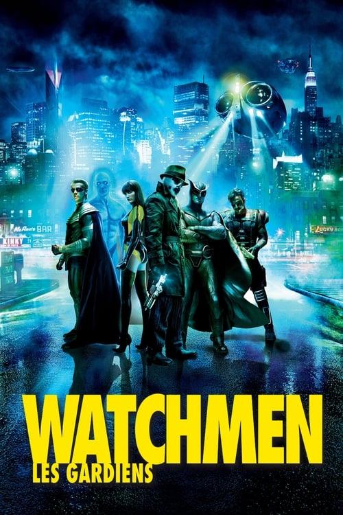 Visualiser Watchmen, Les Gardiens (2009) streaming