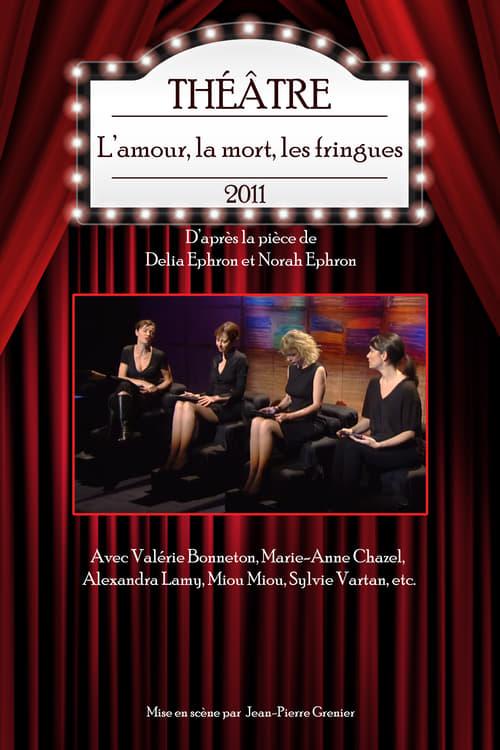 Assistir Filme L'amour, la mort, les fringues Em Boa Qualidade Gratuitamente