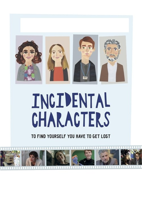 Incidental Characters Poster