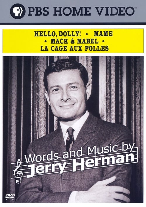 Filme Words and Music by Jerry Herman Completo