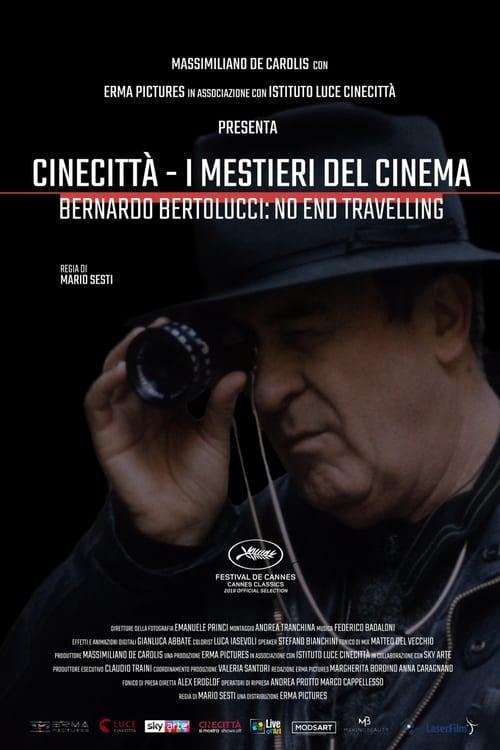 Cinecittà - I mestieri del cinema Bernardo Bertolucci