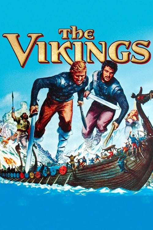 Download The Vikings (1958) Best Quality Movie