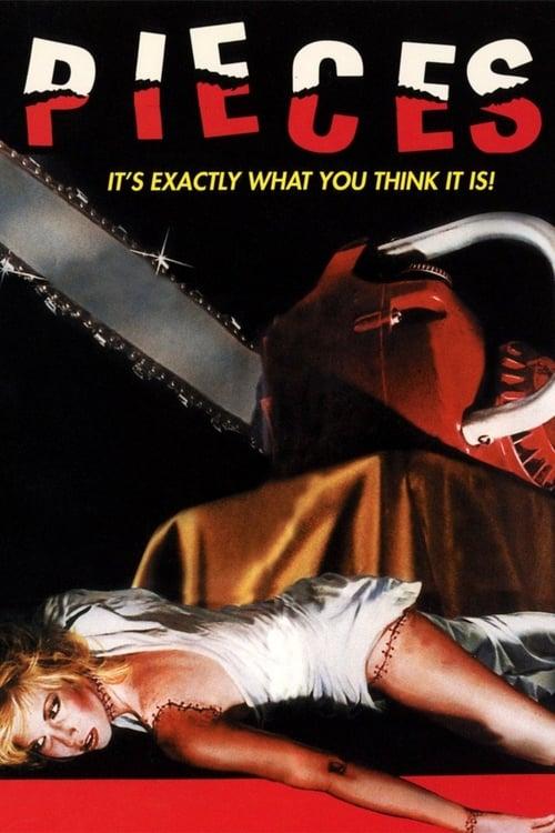 Download Pieces (1982) Movie Free Online