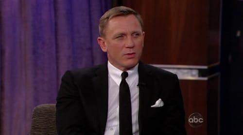 Jimmy Kimmel Live!: Season 10 – Episod Daniel Craig; Stephenie Meyer; Boys Like Girls