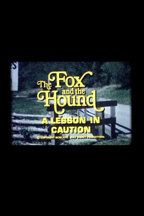 Mire The Fox and the Hound: A Lesson in Caution En Buena Calidad