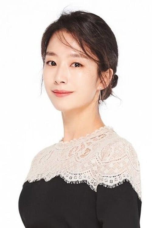 Kép: Kwak Sun-young színész profilképe