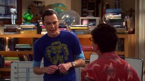 The Big Bang Theory - Season 4 - Episode 2: The Cruciferous Vegetable Amplification