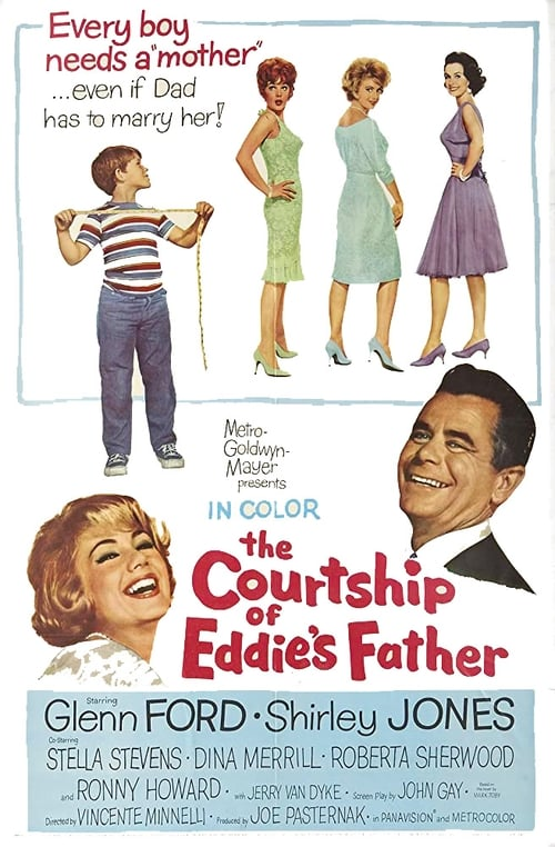 Watch The Courtship of Eddie's Father (1963) Best Quality Movie