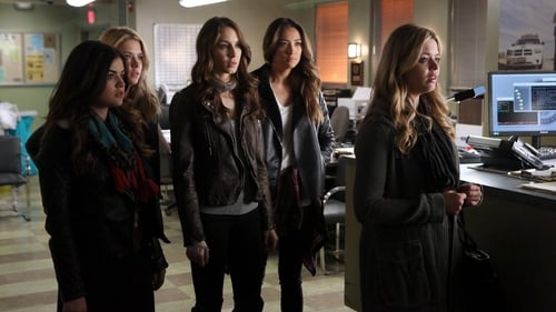 Pretty Little Liars - Season 5 - Episode 2: Whirly Girly