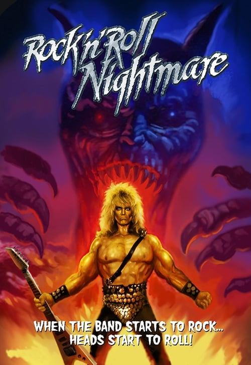 Imagen Al filo del infierno (Rock 'n' Roll Nightmare)